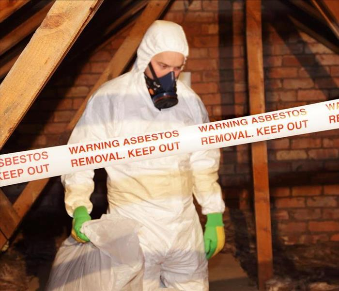 Why SERVPRO For Camarillo Property Owners, Why SERVPRO Can Safely Provide Asbestos Abatement