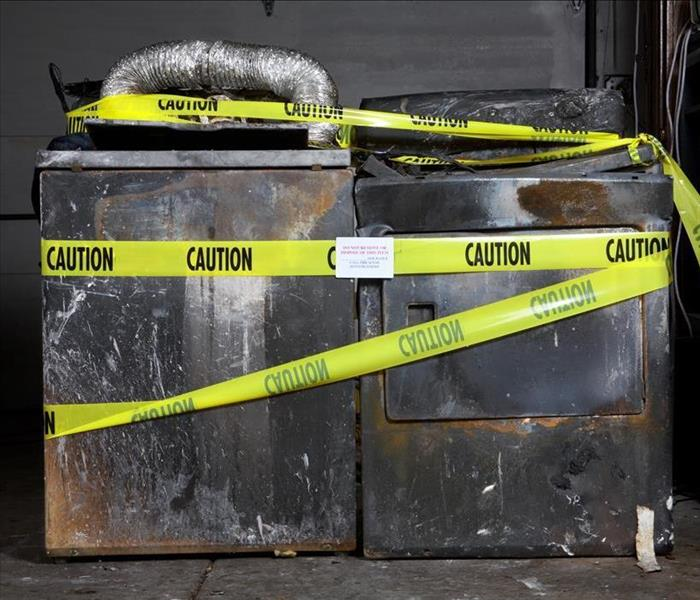 Fire Damage In Camarillo, SERVPRO Says We Cleanup Preventable Fire Damage Caused by Appliances